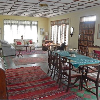 Rainbow Tours Bed and Breakfast in Kandy - Visitors Area